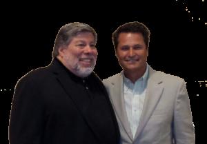 Steve Wozniak and Michael Kanan